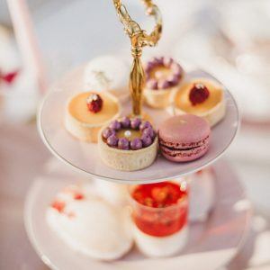 high tea picnic catering