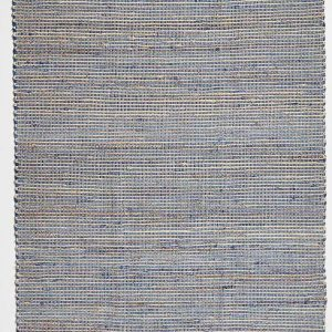picnic hire jute and cotton twisted rug