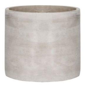 picnic hire cement vase