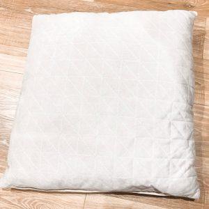picnic hire velvet cushion