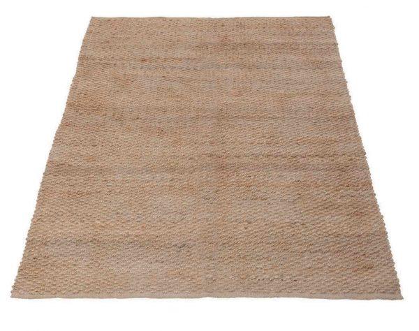 picnic hire large jute rug