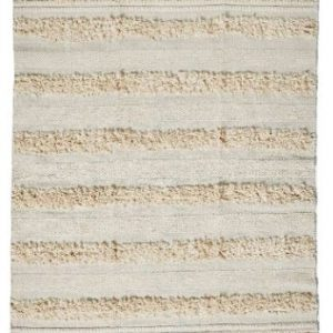 picnic hire neutral tufted rug