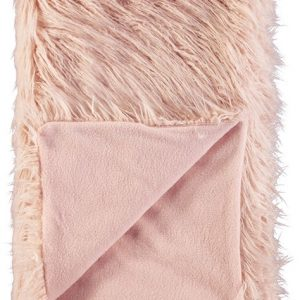 picnic hire pink fluffy rug