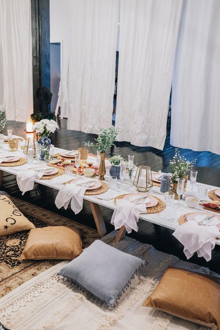 sydney picnic set ups