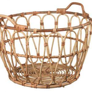 picnic hire cane basket