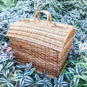 wicker picnic basket hire