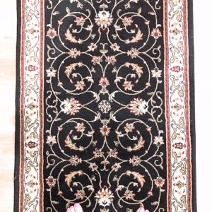 black persian rug for hire