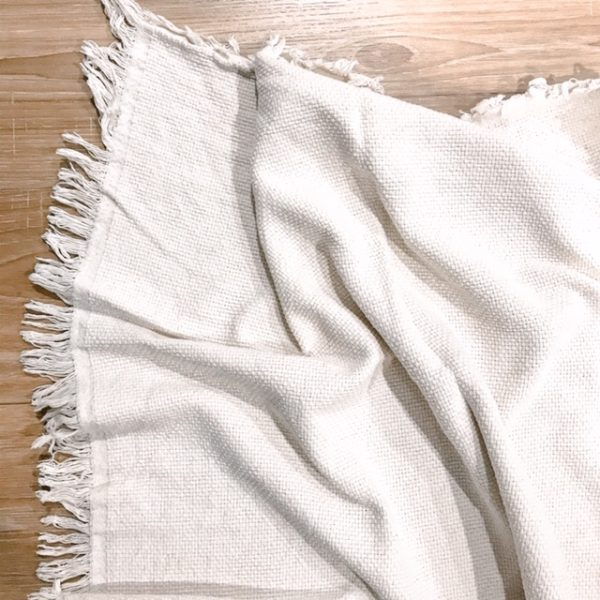 boho throw rug hire