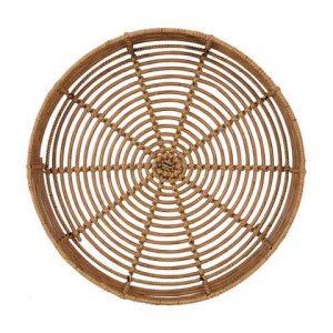 picnic hire rattan tray
