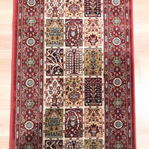 red persian runner for hire
