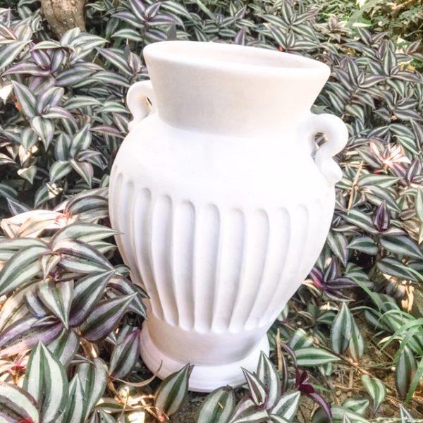 medium boho urn for hire