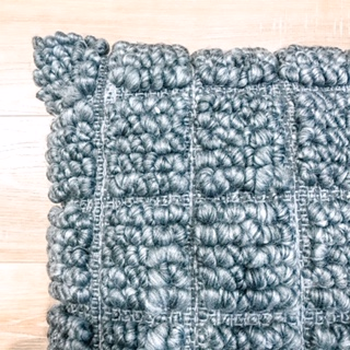 textured cushion for hire